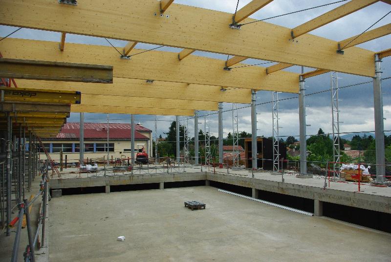 Novabois construction bois midi pyr n es st foy for Demarrage piscine